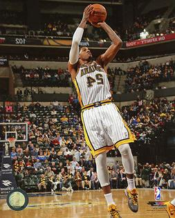 Indiana Pacers PAUL GEORGE Glossy 8x10 Photo Basketball Post