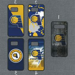 Indiana Pacers Phone Case For Samsung Galaxy S20 S10 S9 S8 N