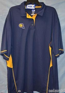 Indiana Pacers polo golf shirt Medium NBA Official Merchandi