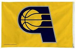 Indiana Pacers Premium 3x5 Flag w/grommets Outdoor House Ban