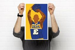 Indiana Pacers Prints Bobblehead Art