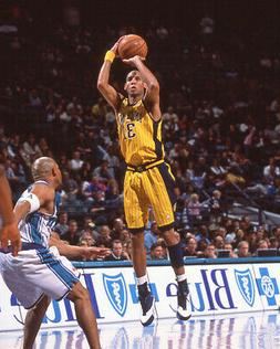 Indiana Pacers REGGIE MILLER Glossy 8x10 Photo Basketball Pr