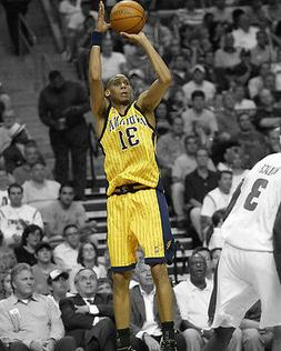 Indiana Pacers REGGIE MILLER Glossy 8x10 Photo NBA Basketbal