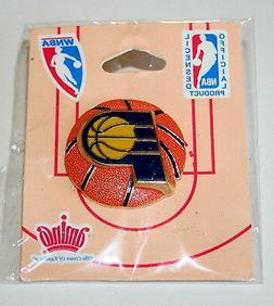 Indiana Pacers Team Ball Basketball NBA Team Aminco Enamel C