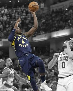 Indiana Pacers VICTOR OLADIPO Glossy 8x10 Photo Spotlight Pr