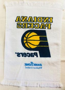 indiana pacers vintage rally towel bank 1