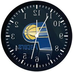 indiana pacers wall clock nice for decor