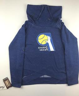 Indiana Pacers Womens Medium Touch by Alyssa Milano Sweatshi