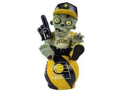 Indiana Pacers Zombie on Logo Figurine  NBA Figure Garden Gn