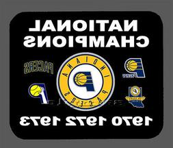 Indiana Pacers NBA Championship Banner Mouse Pad Item#1919