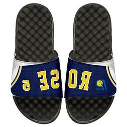 Jalen Rose Indiana Pacers ISlide Retro Jersey Slide Sandals