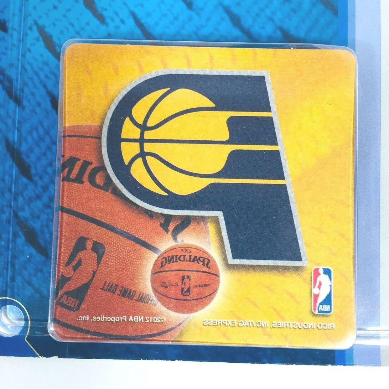 2008-09 Adidas Indiana Pacers Blank Pro Cut Authentic Game J