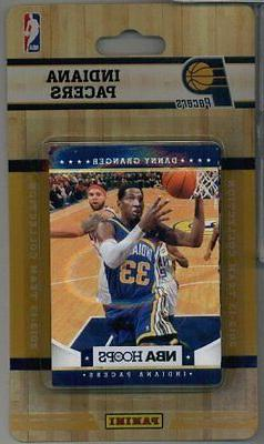 INDIANA PACERS - 2012 2013 Hoops PANINI TEAM SET Cards  - Pa