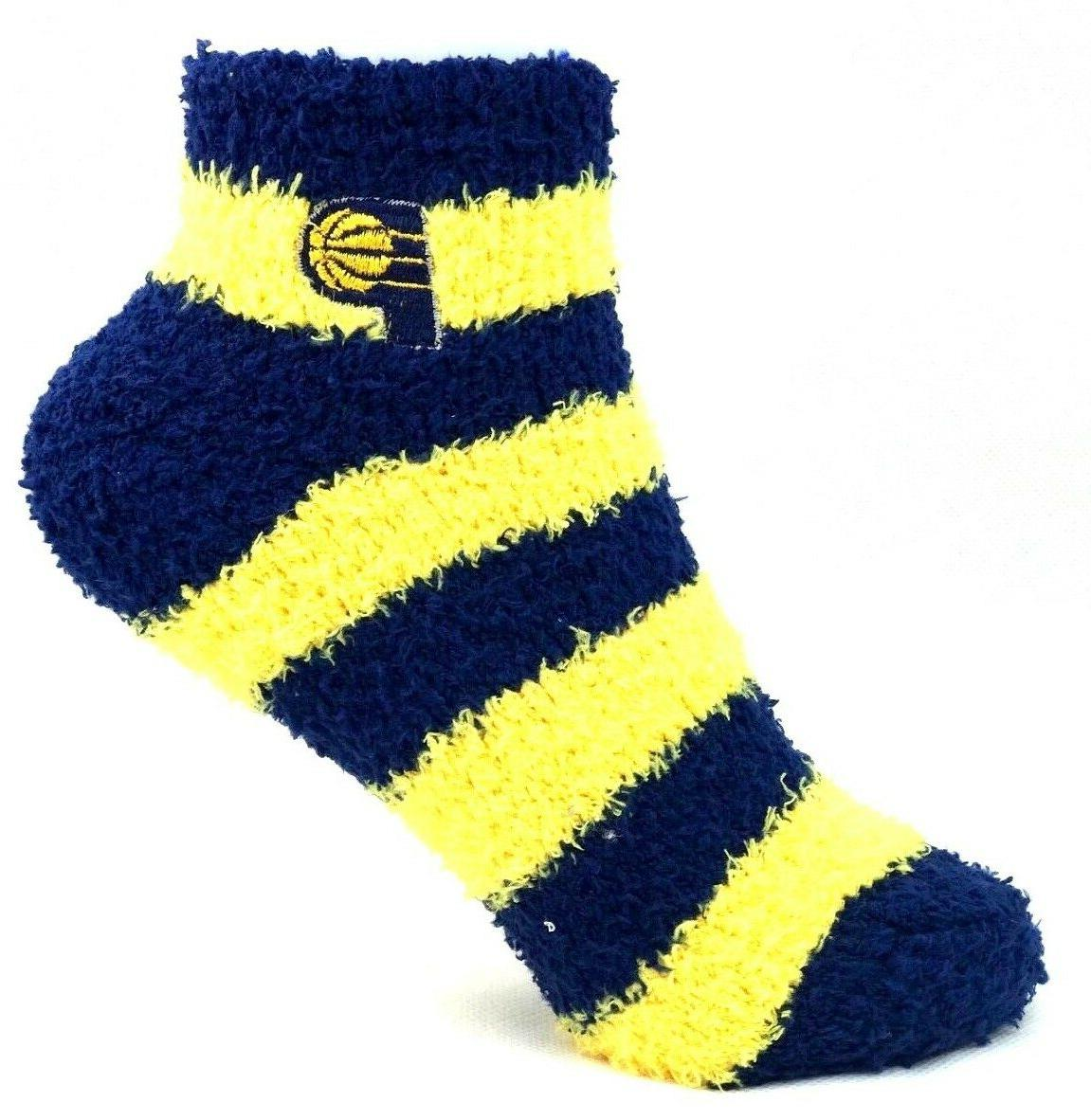 indiana pacers basketball yellow and navy striped
