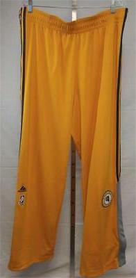 New Indiana Pacers Mens Sizes 3XL-4XL-5XL +2 Yellow Pre Game