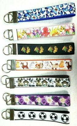 Lanyard Keychains Key Chains - 50+ Different Themes to Choos