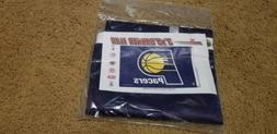 LOT of 7 INDIANA PACERS FLAG 3'X5' NBA LOGO BANNER: FAST FRE