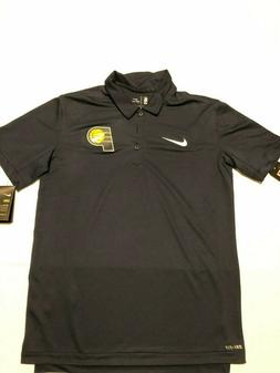 Mens NEW Nike Dri-Fit - Indiana Pacers Polo Shirt  Golf Medi