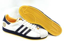 Mens Adidas Superstar 1 014164 Indiana Pacers Leather NBA 20