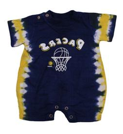 NBA Basketball Boys Infants Newborn Indiana Pacers Tie Dye J