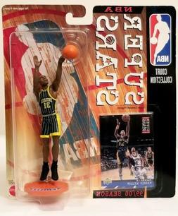 Mattel NBA Court Collection Super Stars Reggie Miller Indian
