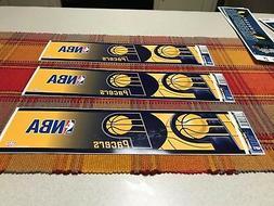 NBA Indiana Pacers Basketball Team Logo Decal Bumper Sticker
