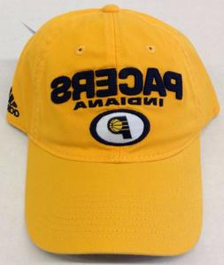 NBA Indiana Pacers Adidas Buckle Back Cap Hat Beanie Style #