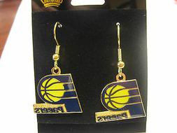 NBA Indiana Pacers Earrings