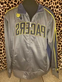Nba Majestic Indiana Pacers Jacket Coat Youth Boys Xl