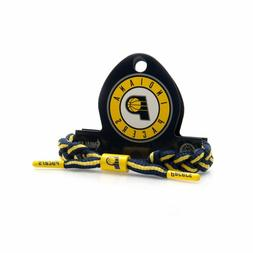 Rastaclat NBA Indiana Pacers Navy Yellow Freedom Shoelace Br