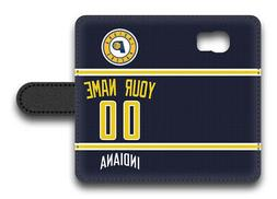 NBA Indiana Pacers Personalized Name/Number Samsung Phone Wa