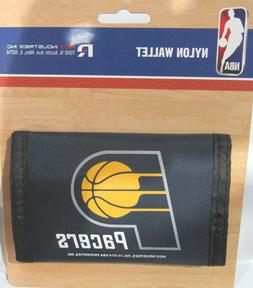NBA Indiana Pacers Printed Tri-Fold Nylon Wallet by Rico Ind