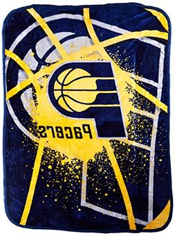 Northwest Officially Licensed NBA Indiana Pacers Shadow Play