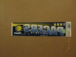 NBA Indiana Pacers Vintage Circa 2000's Team Logo Basketball