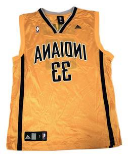 adidas NBA Mens Indiana Pacers Danny Granger Jersey New L, X