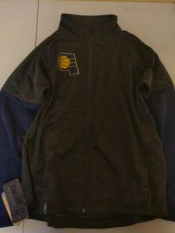NBA Youth 1/4 zipper pullover Indiana Pacers Size M Prime NB