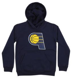 Outerstuff NBA Youth Indiana Pacers Primary Logo FLC Hoodie