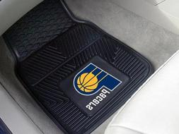 NBA - Indiana Pacers Heavy Duty Vinyl Car Mats