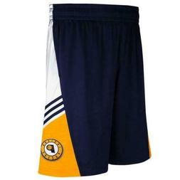 new Indiana Pacers Adidas 2014 Men's Navy Pre-Game Basketbal
