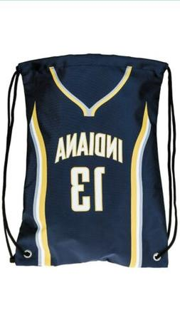 NEW! Indiana Pacers George P. #13 Player Drawstring Backpack