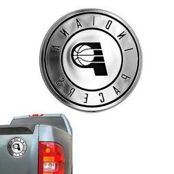 New NBA Indiana Pacers Chrome Plastic 3D Car Truck Emblem St