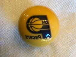 NEW! NBA Indiana Pacers Collector Yellow Pool Billiard Cue B