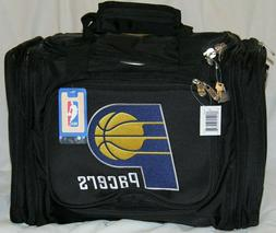 NEW RARE NBA Indiana Pacers Sports Travel Expandable Duffel