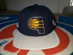 NWT Indiana Pacers 2015 NBA Draft Day Snapback baseball cap
