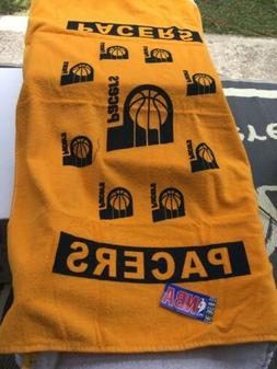 "NWT NBA Indiana Pacers 40"" X  22"" Bath - Beach Towel"