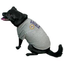 NWT PetGear NBA Indiana Pacers Dog Shirt in Gray • Medium
