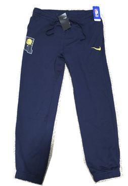 NWT Nike Men's Basketball Fleece Pants NBA Indiana Pacers AH
