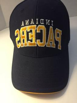 NWT Retro Indiana Pacers Hat Blue Cap Snapback NBA Classics