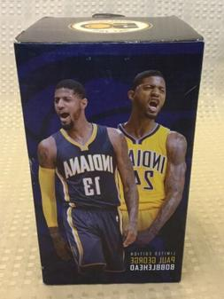 "Paul George Bobblehead Indiana Pacers ""50th Anniversary"" 201"