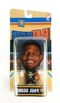 """RARE Paul George 5"""" Flathlete Figurine Indiana Pacers OKC NB"""